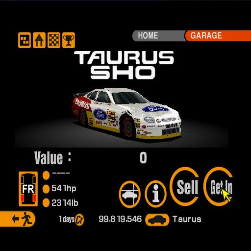 GT2 TaurusR USEU - Ewolucje gier - Jak mogło wyglądać kultowe Gran Turismo 2?