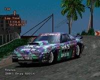 HKS Drag 180SX - Ewolucje gier - Jak mogło wyglądać kultowe Gran Turismo 2?