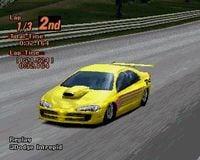 R Dodge Intrepid ES - Ewolucje gier - Jak mogło wyglądać kultowe Gran Turismo 2?