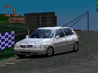 Volkswagen Polo 1.4 16V - Ewolucje gier - Jak mogło wyglądać kultowe Gran Turismo 2?