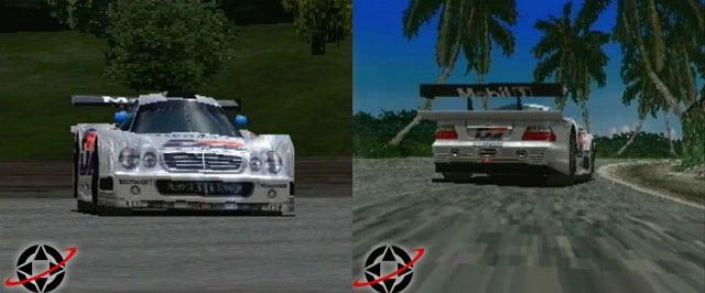 clkgtr - Ewolucje gier - Jak mogło wyglądać kultowe Gran Turismo 2?