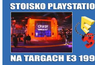e3 1996 320x220 - Bez komentarza #2 – Stoisko PlayStation na targach E3 1996 + napisy PL