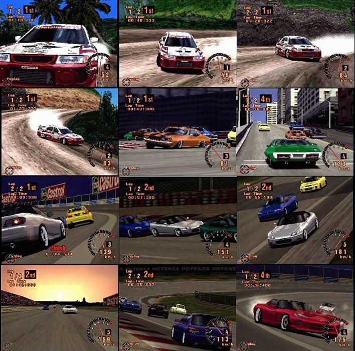 gt2e3 1 - Ewolucje gier - Jak mogło wyglądać kultowe Gran Turismo 2?
