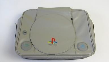 torba playstation baner 384x220 - Inspektor Gadżet #1 - Torba na ramię PlayStation