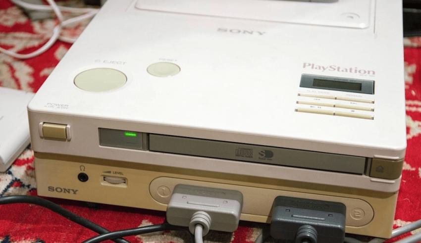 super disc baner 850x491 - Uruchomiono pierwszą grę na Nintendo PlayStation i naprawiono napęd konsoli!