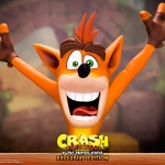 crash bandicoot figurka 05 150x150 - Kolekcjonerskie figurki Spyro the Dragon oraz Crash Bandicoot od First 4 Figures!