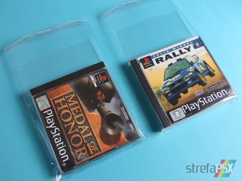 foliowe protektory gry 061 - Protektory na gry - trzy sposoby na przechowywanie i zabezpieczenie gier w swojej kolekcji