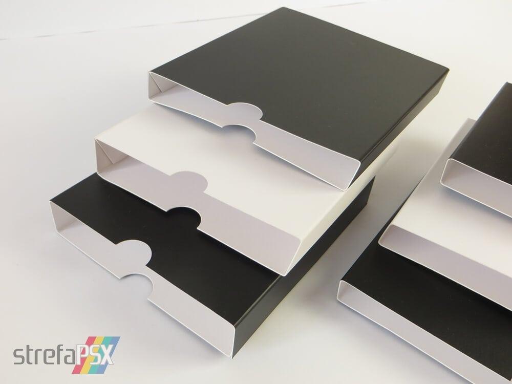 kartonowe protektory gry 041 - Protektory na gry - trzy sposoby na przechowywanie i zabezpieczenie gier w swojej kolekcji