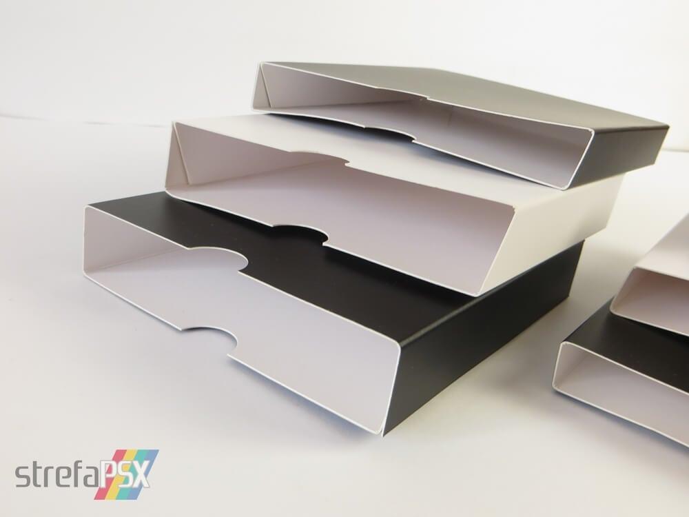 kartonowe protektory gry 061 - Protektory na gry - trzy sposoby na przechowywanie i zabezpieczenie gier w swojej kolekcji