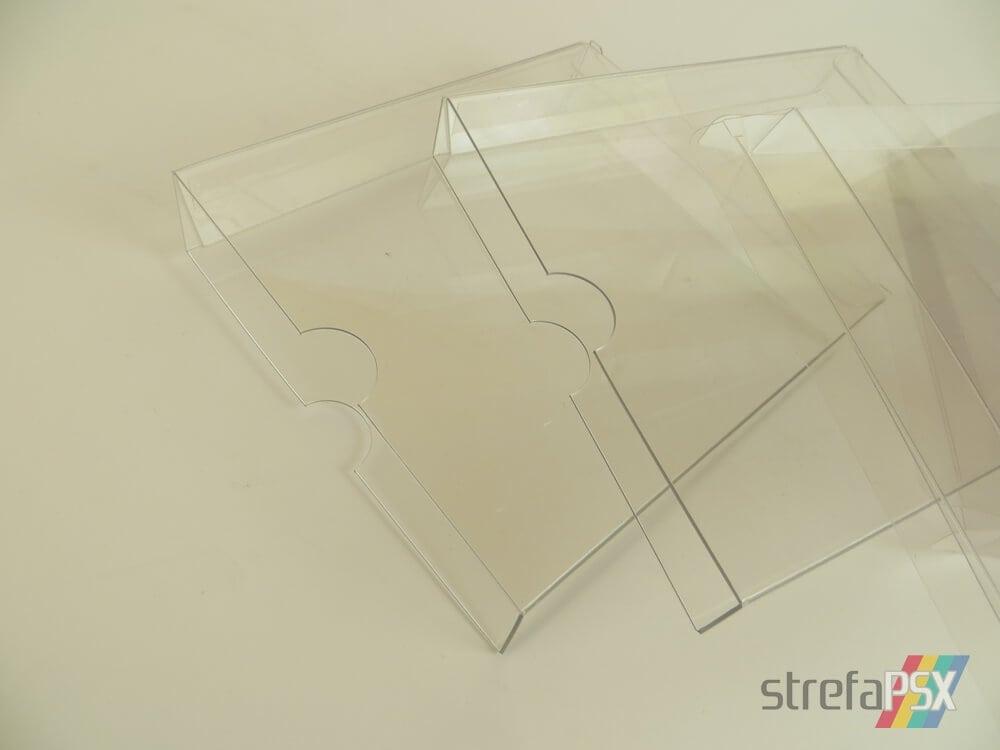 plastikowe protektory gry 031 - Protektory na gry - trzy sposoby na przechowywanie i zabezpieczenie gier w swojej kolekcji