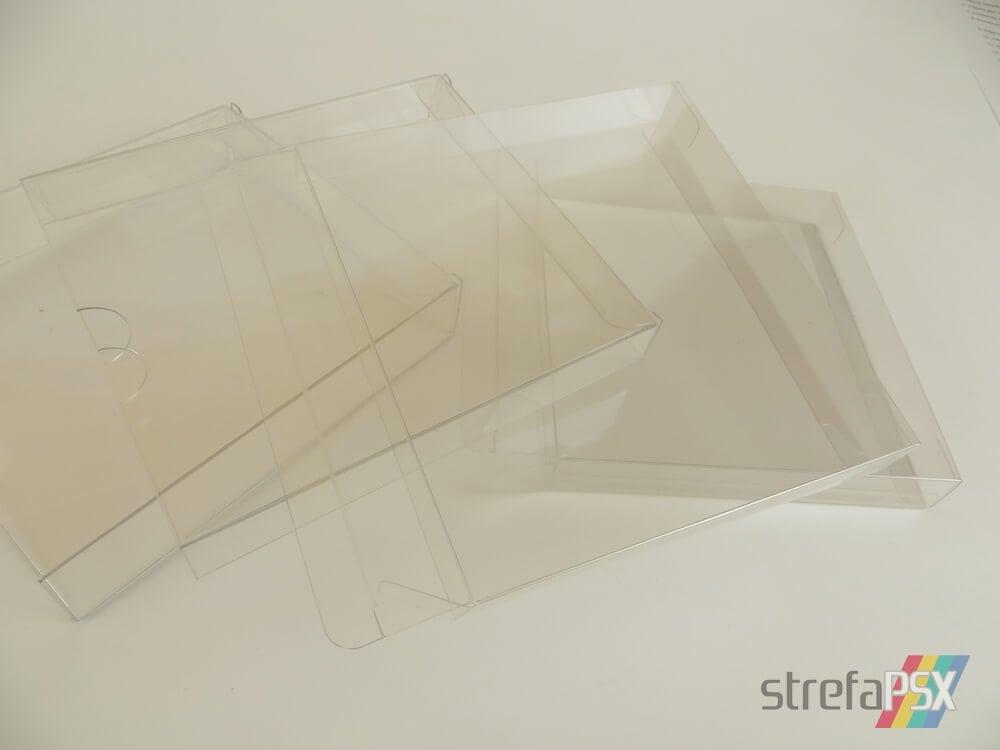 plastikowe protektory gry 041 - Protektory na gry - trzy sposoby na przechowywanie i zabezpieczenie gier w swojej kolekcji
