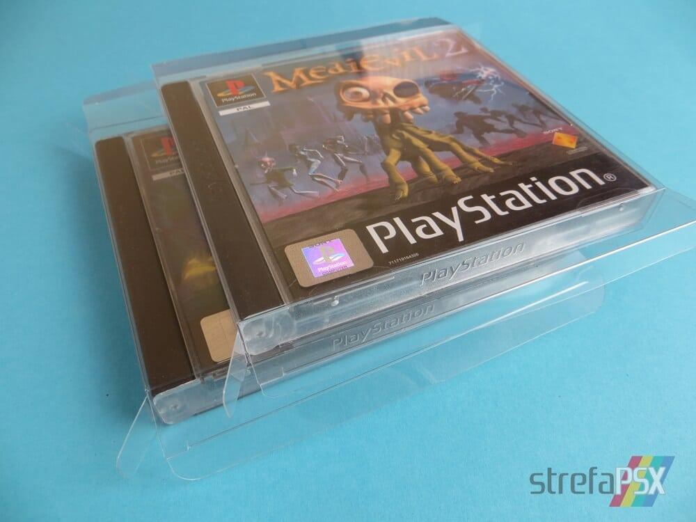 plastikowe protektory gry 091 - Protektory na gry - trzy sposoby na przechowywanie i zabezpieczenie gier w swojej kolekcji