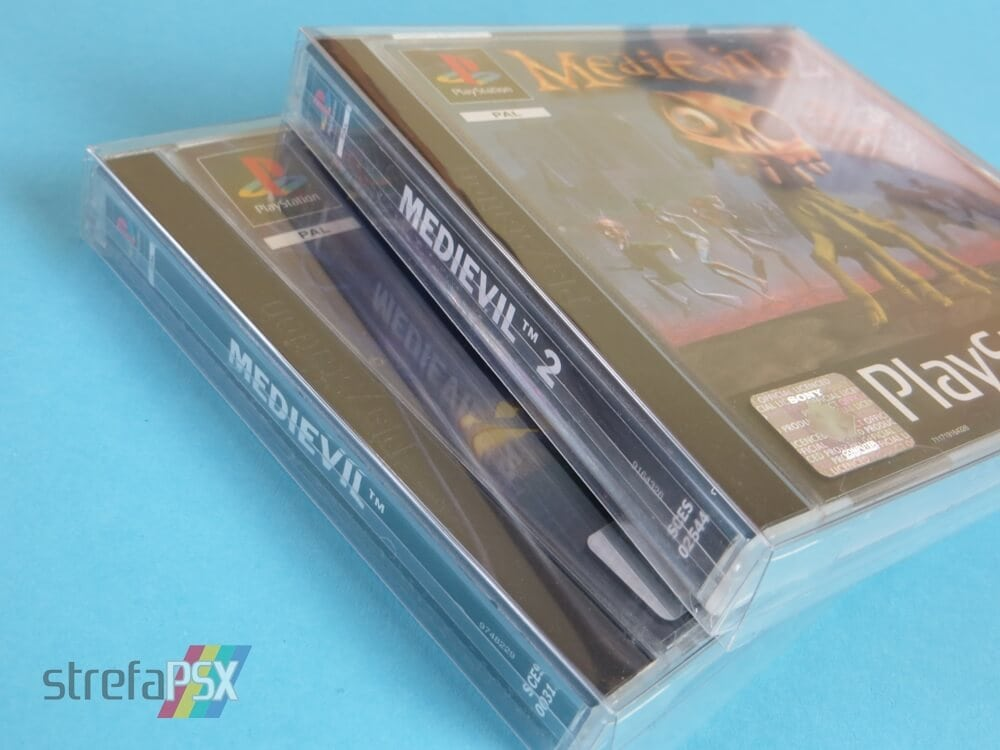 plastikowe protektory gry 231 - Protektory na gry - trzy sposoby na przechowywanie i zabezpieczenie gier w swojej kolekcji
