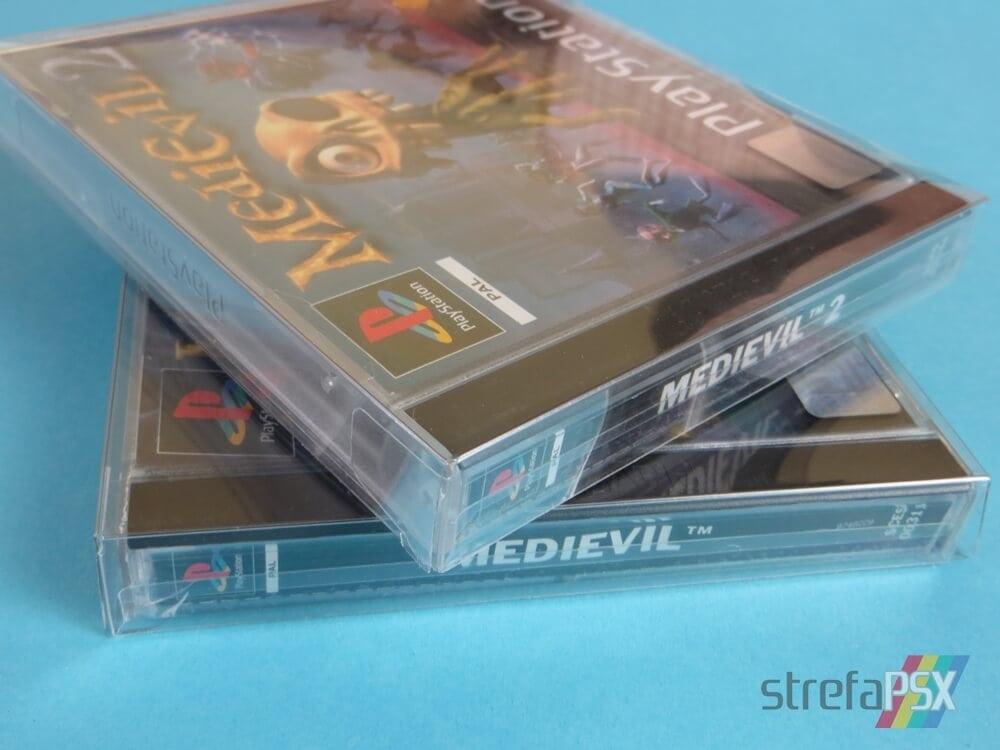 plastikowe protektory gry 241 - Protektory na gry - trzy sposoby na przechowywanie i zabezpieczenie gier w swojej kolekcji