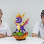 spyro the dragon figurka 01 150x150 - Kolekcjonerskie figurki Spyro the Dragon oraz Crash Bandicoot od First 4 Figures!