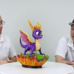 spyro the dragon figurka 02 150x150 - Kolekcjonerskie figurki Spyro the Dragon oraz Crash Bandicoot od First 4 Figures!