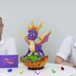 spyro the dragon figurka 03 150x150 - Kolekcjonerskie figurki Spyro the Dragon oraz Crash Bandicoot od First 4 Figures!
