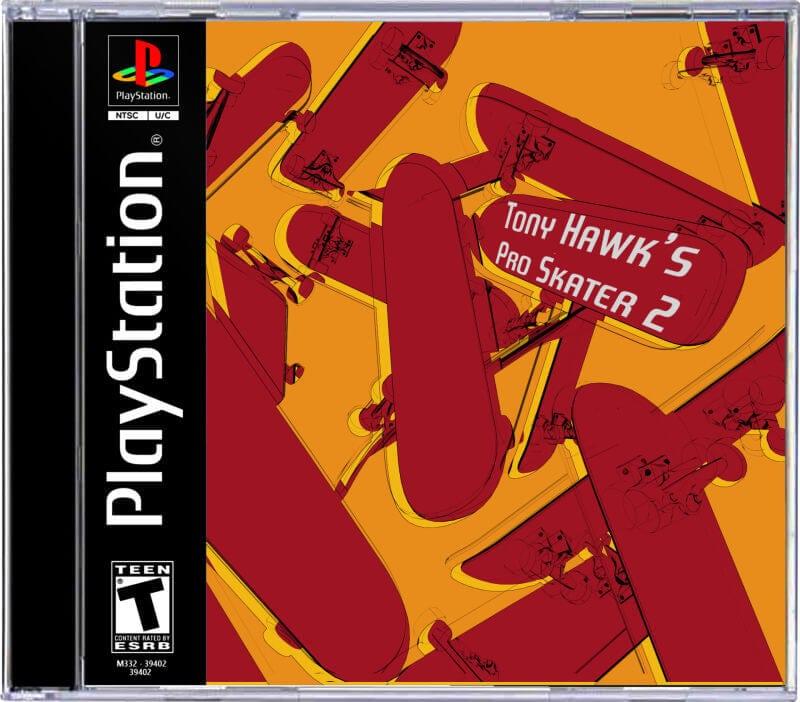 nowe okladki psx 16 - Nowe wersje okładek kultowych hitów z czasów PSX