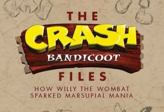 crash bandicoot files 320x220 - Trwają prace nad artbookiem The Crash Bandicoot Files!