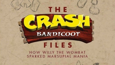 crash bandicoot files 384x220 - Trwają prace nad artbookiem The Crash Bandicoot Files!