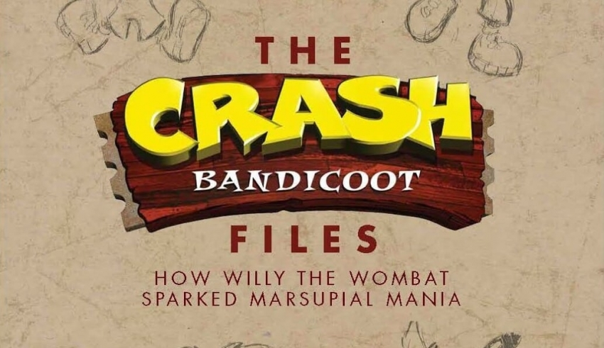 crash bandicoot files 850x491 - Trwają prace nad artbookiem The Crash Bandicoot Files!