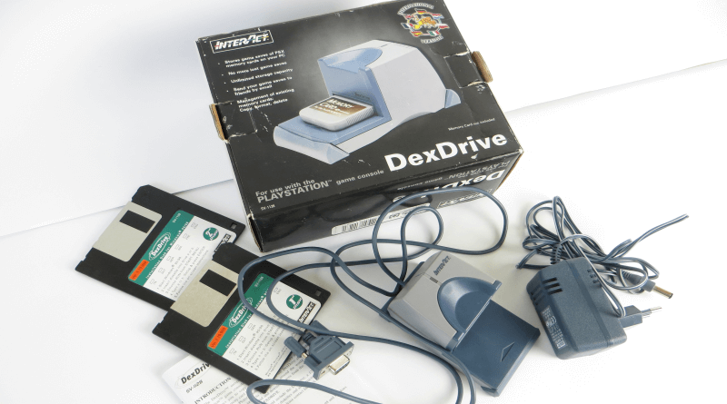 dexdrive baner - [Inne] DexDrive