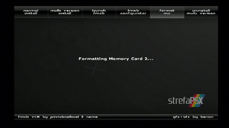 playstation freemcboot ps2 13 - Poradnik instalacji Free MCBoot dla PlayStation 2 / PS2