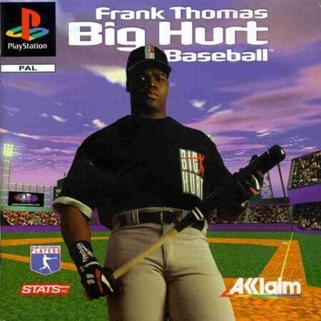 big hurt baseball 1 - Najdroższe gry na PSX wydane w regionie PAL
