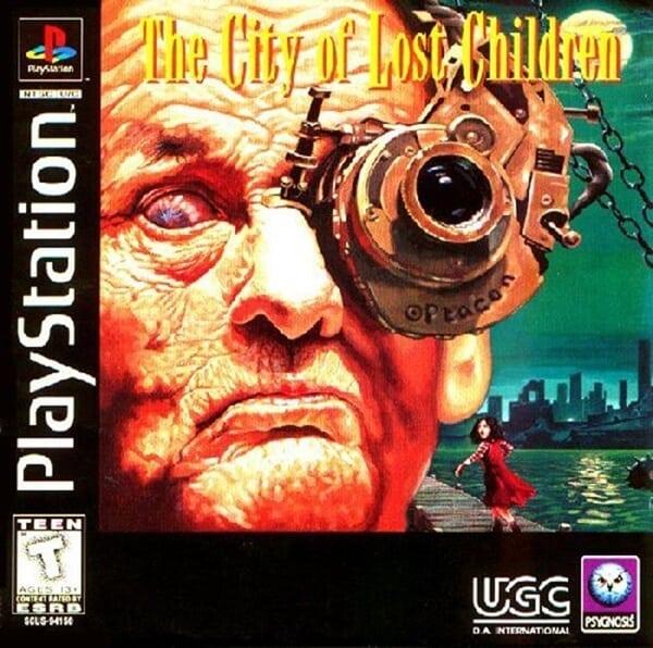 city of lost children - Najdroższe gry na PSX wydane w regionie NTSC-U/C