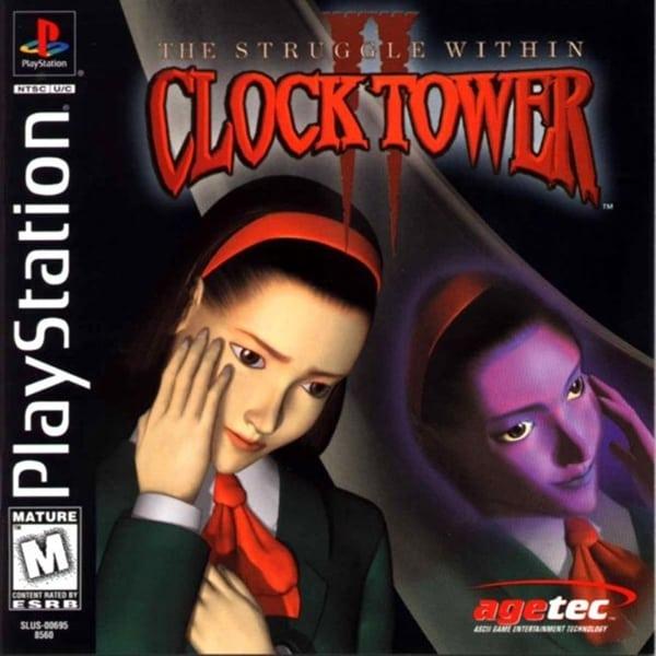 clock tower 2 - Najdroższe gry na PSX wydane w regionie NTSC-U/C