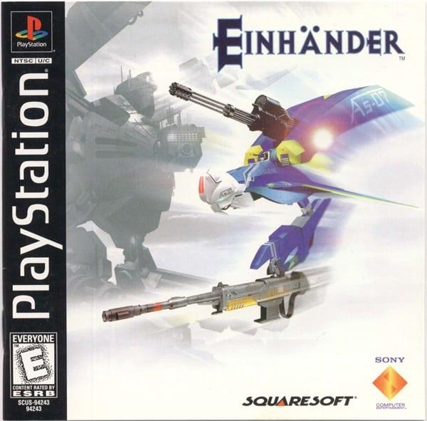 einhander - Najdroższe gry na PSX wydane w regionie NTSC-U/C