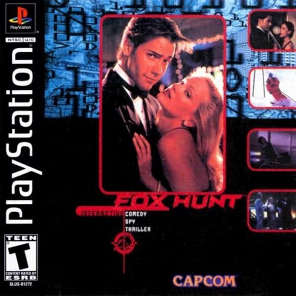 fox hunt - Najdroższe gry na PSX wydane w regionie NTSC-U/C