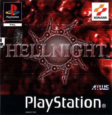 hellnight - Najdroższe gry na PSX wydane w regionie PAL