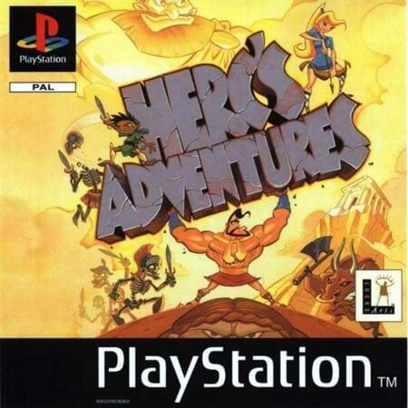 hercs adventures - Najdroższe gry na PSX wydane w regionie PAL