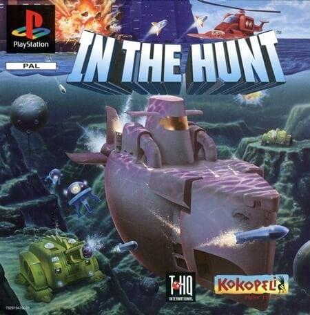 in the hunt - Najdroższe gry na PSX wydane w regionie PAL