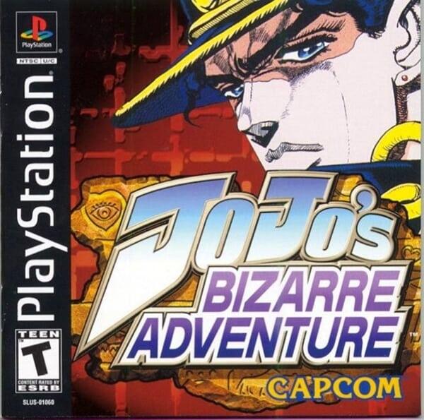 jojos - Najdroższe gry na PSX wydane w regionie NTSC-U/C