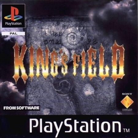 kings field - Najdroższe gry na PSX wydane w regionie PAL