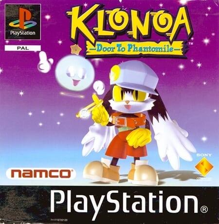 klonoa - Najdroższe gry na PSX wydane w regionie PAL