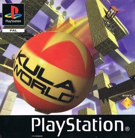 kula world - Najdroższe gry na PSX wydane w regionie PAL