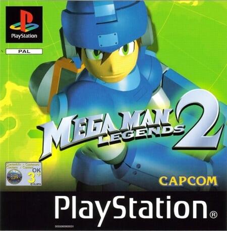 mega man legends 2 - Najdroższe gry na PSX wydane w regionie PAL