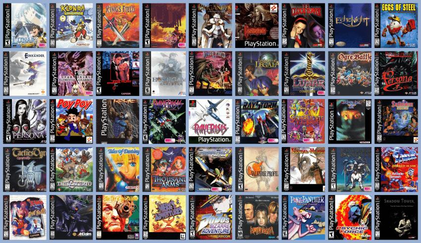 najdrozsze gry ntscu - Najdroższe gry na PSX wydane w regionie NTSC-U/C