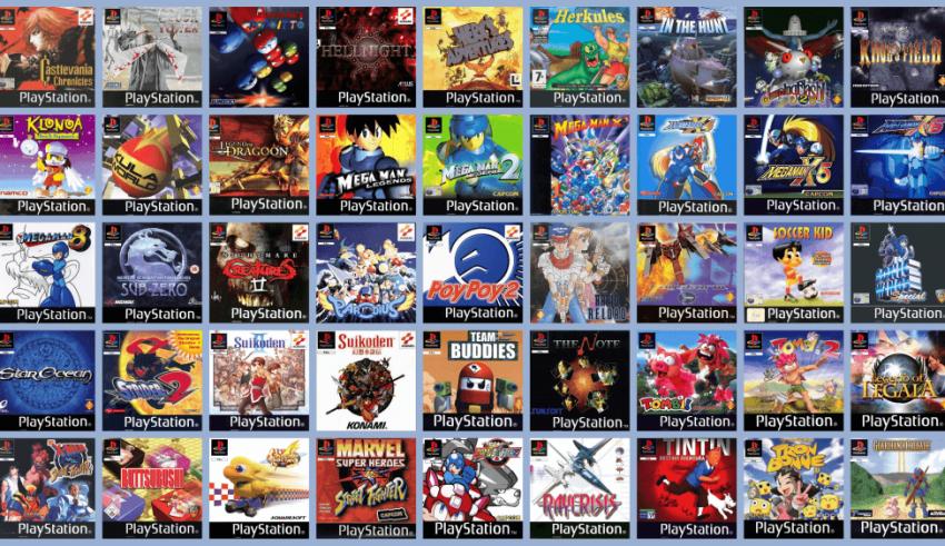 najdrozsze gry psx pal 850x491 - Najdroższe gry na PSX wydane w regionie PAL
