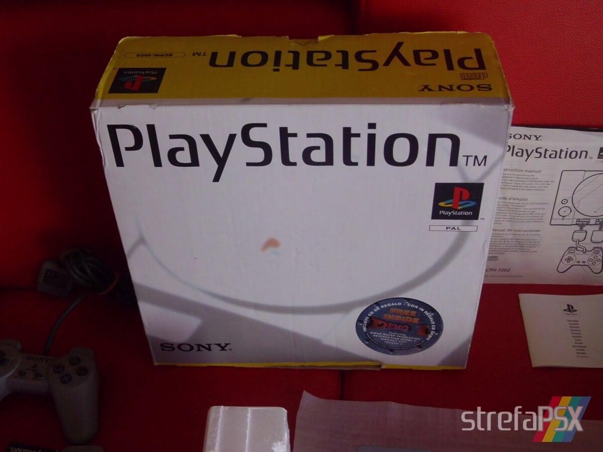 psx scph 1002 new 001 - Niestandardowe wydanie PlayStation SCPH-1002