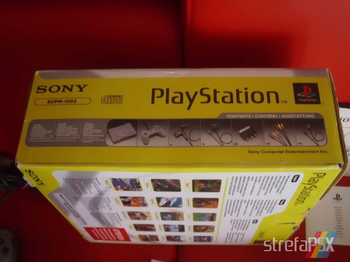 psx scph 1002 new 004 - Niestandardowe wydanie PlayStation SCPH-1002
