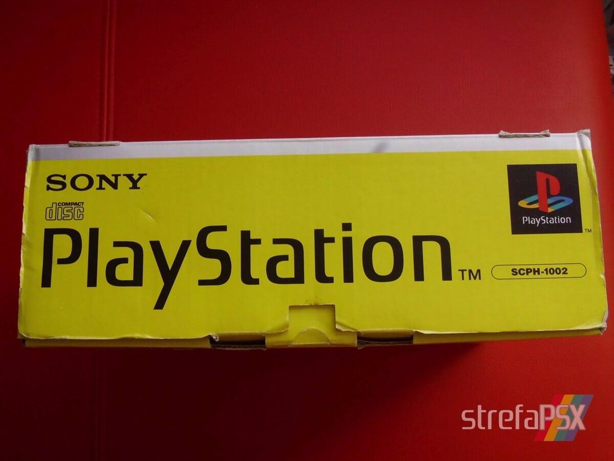 psx scph 1002 new 006 - Niestandardowe wydanie PlayStation SCPH-1002