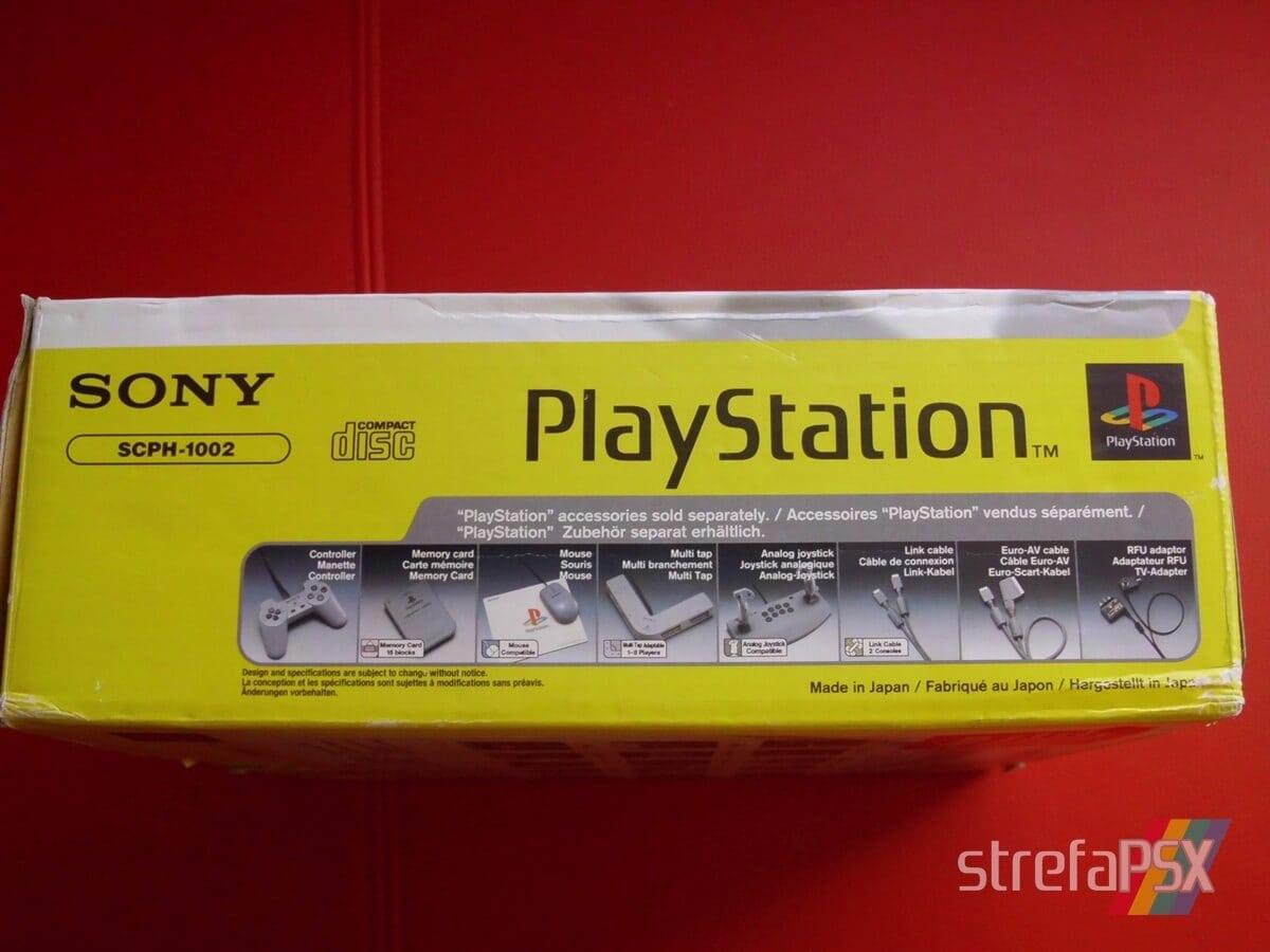 psx scph 1002 new 008 - Niestandardowe wydanie PlayStation SCPH-1002