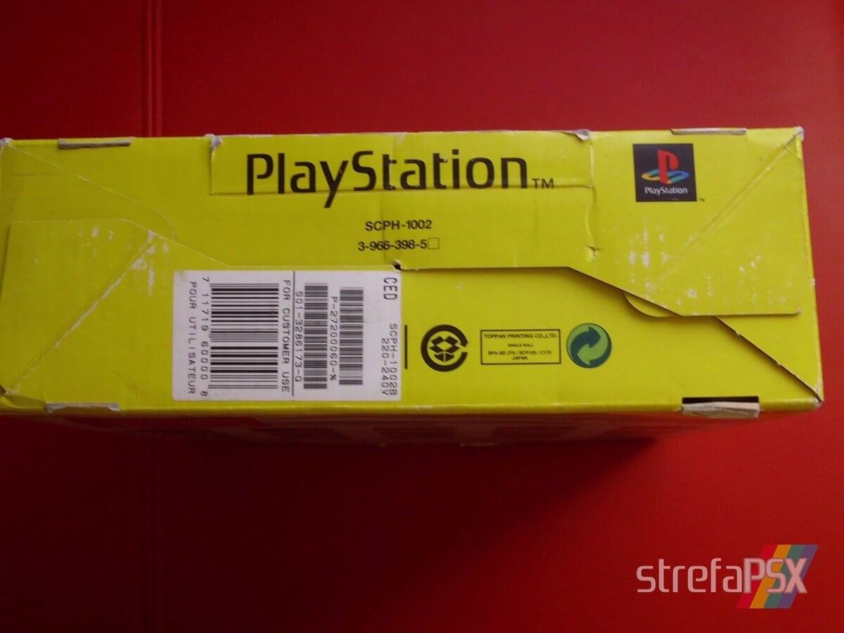 psx scph 1002 new 009 - Niestandardowe wydanie PlayStation SCPH-1002