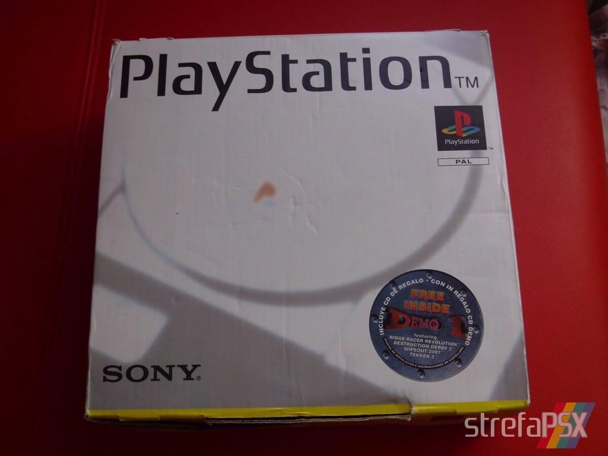 psx scph 1002 new 010 - Niestandardowe wydanie PlayStation SCPH-1002
