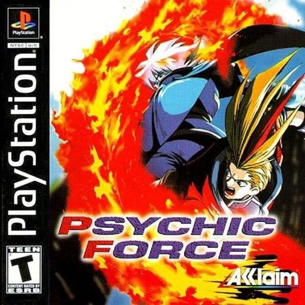 psychic force - Najdroższe gry na PSX wydane w regionie NTSC-U/C