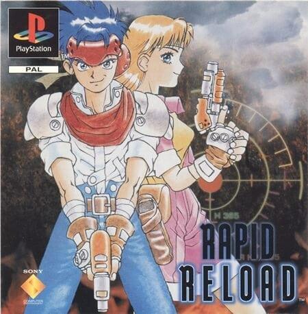 rapid reload - Najdroższe gry na PSX wydane w regionie PAL